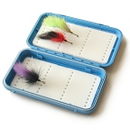Tarpon/Large Fly Micro-Slit Foam Waterproof Saltwater Fly Box by C&F Design