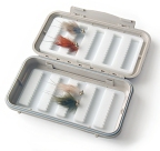 Bonefish/10-Row Micro-Slit Foam Waterproof Saltwater Fly Box by C&F Design