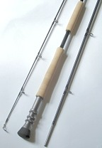 14wt, 8ft-6in, 3pc Lefty Kreh TiCr Series Fly Rod by Temple Fork Outfitters