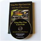 Tying Flies That Catch Fish DVD with Lefty Kreh and Bob Clouser