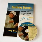 Fishing Knots by Lefty Kreh - Book with DVD