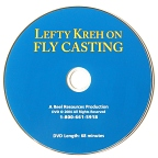 Lefty Kreh on Fly Casting - DVD