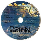 Borski Ties Flies: Series 1 - DVD with Tim Borski