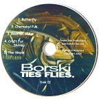 Borski Ties Flies: Series 2 - DVD with Tim Borski