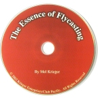 The Essence of Fly Casting DVD with Mel Krieger