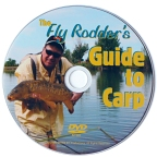 The Fly Rodder's Guide to Carp DVD w/ Barry Reynolds