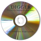 DIGGER - Portrait of a Bamboo Fly Rod Maker: Francis Degere DVD