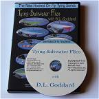 Tying Saltwater Flies DVD with D L Goddard