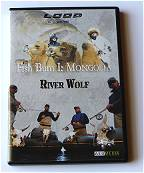 Fish Bum 1 Mongolia - River Wolf - DVD - aka Trout Bum Diaries