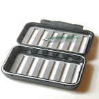 12-Row Waterproof Fly Box by C&F Design