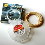 Saltwater Tropical Floating/Intermediate Fly Line w/ Clear Aqualux� Sink Tip by RIO