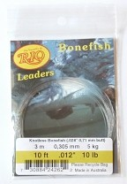 10lb. 10ft. Knotless Bonefish Leader by RIO