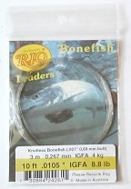 8lb. 10ft. Knotless Bonefish Leader by RIO