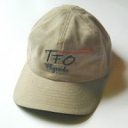 TFO Cap with Black Under Bill - Khaki
