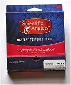 Mastery Textured Series Nymph /Indicator Fly Line by Scientific Anglers