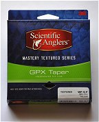 Mastery Textured Series GPX Taper Floating Fly Line by Scientific Anglers