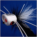 Pearl White BooglePopper #6 Fly by BoogleBug�
