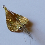 Hami Hon Gold Spoonfly #1 by Pacific Fly Group