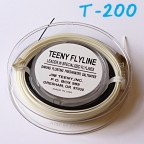 200 Grain T Series 24ft Sink Tip Fly Line by Jim Teeny