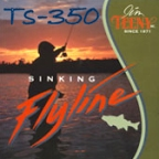 350 Grain TS Series 30ft Sink Tip Fly Line by Jim Teeny
