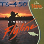 450 Grain TS Series 30ft Sink Tip Fly Line by Jim Teeny