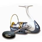 VSystem 40 Spinning Reel by Okuma