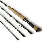 4wt, 9ft, 4pc Jim Teeny Signature Series Fly Rod by Temple Fork Outfitters