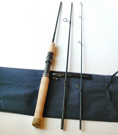 4-10lb. 6½ft , 3pc TiCr² Spinning Rod by Temple Fork Outfitters